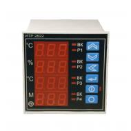 ИТР2522 - терморегулятор, измеритель температуры и влажности