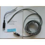 Термометр сопротивления ПТСВ-2К-3